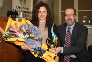 Giulia Ghiretti - Atleta dell'anno 2018
