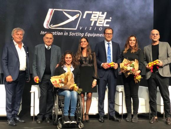 Sport e creatività: Giulia Ghiretti nella sua Parma con Raytec Vision