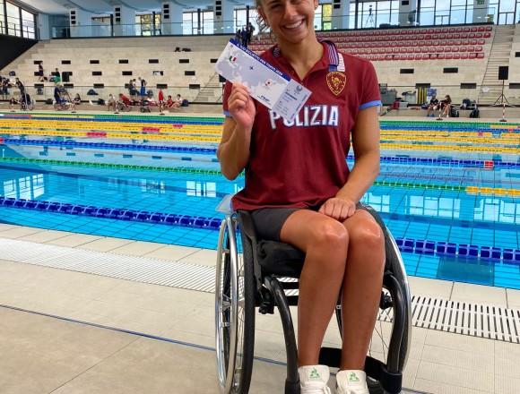 Agli Italiani, Giulia riceve il pass per Tokyo!