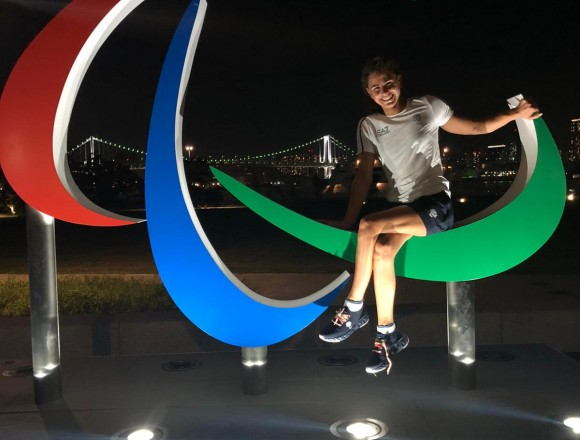 Villaggio Paralimpico Tokyo 2020